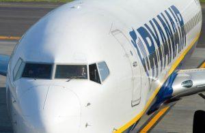 Ryanair fa richiesta per un Coa nel Regno Unito