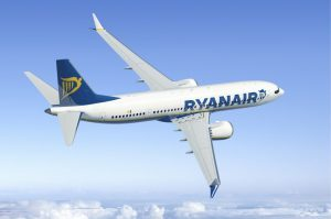 Ryanair finalizza l'ordine per altri 25 Boeing 737Max 200