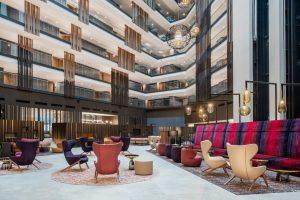 Sheraton Hotels, debutto nel top di gamma per il Grand Tbilisi Metechi Palace
