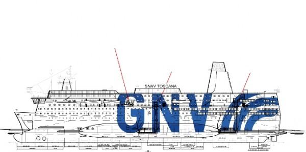 Grandi navi veloci nuova nave sulla bari durazzo for Grandi arredi bari