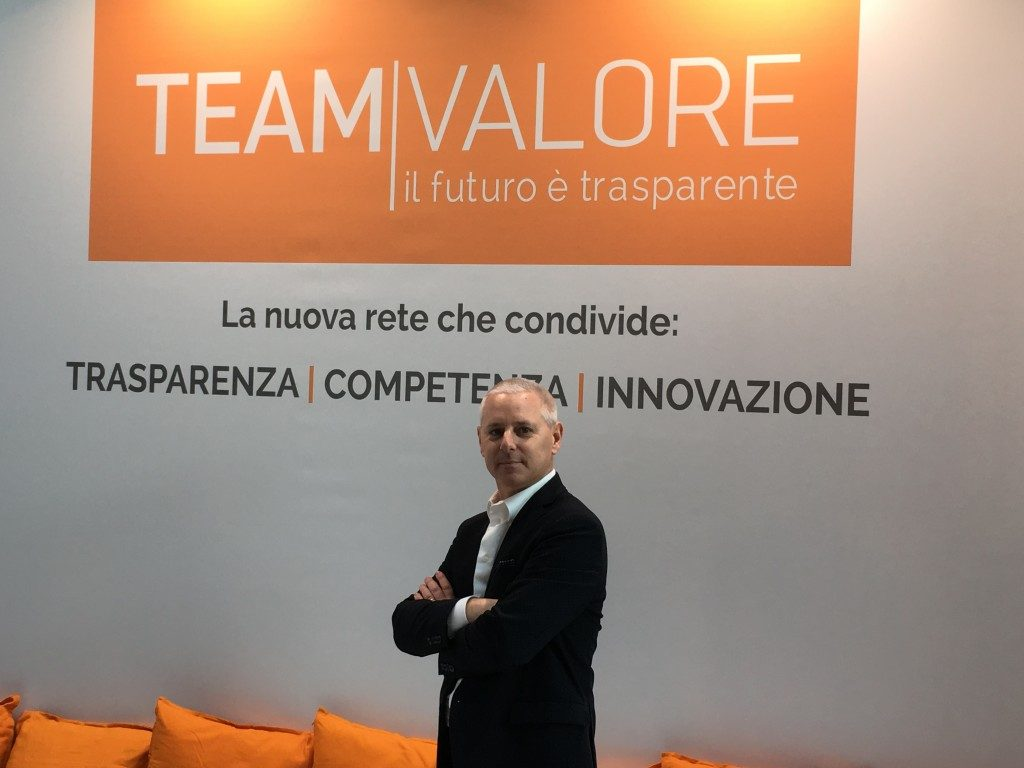 Team Valore: il network si presenta al Travel Open Village Evolution