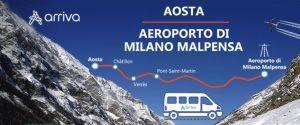 La Valle d'Aosta incentiva gli arrivi con nuovi transfer dagli scali di Milano e Torino