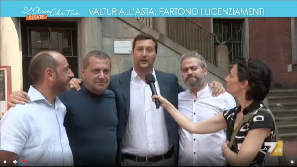 Valtur: a La7 i lavoratori licenziati si appellano a Di Maio