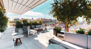 Il Vp Plaza España Design di Madrid è partner delle finali di coppa Davis