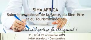 Al via in Algeria il Siha: la prima fiera dedicata al turismo medicale del Nord Africa