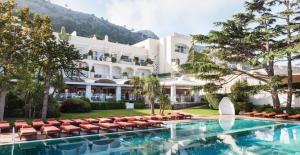 Jumeirah sbarca in Italia acquisendo la gestione del Capri Palace