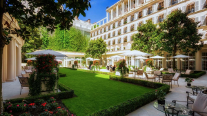 The Leading Hotels of the World: and the winner is…