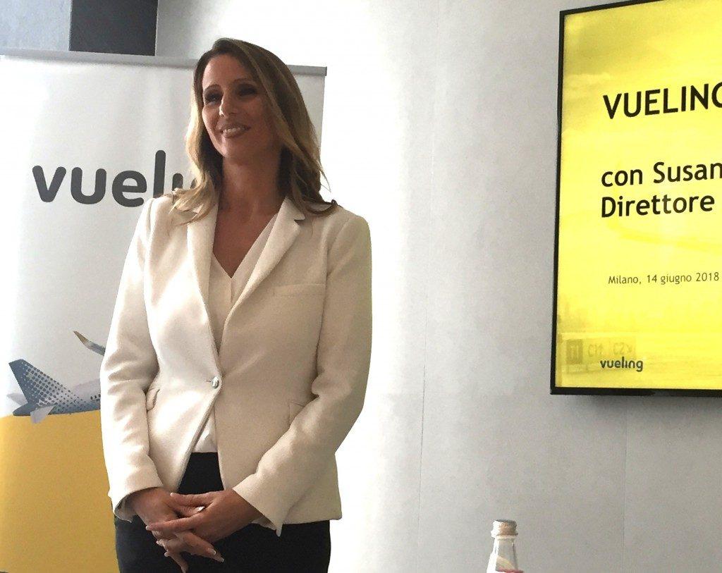 Sciacovelli, Vueling: «Agenzie di viaggio fondamentali per crescere»