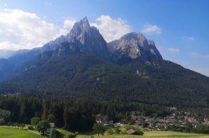 Castelrotto: l'esperienza su due ruote per godersi valle, pascoli, montagna e sentieri