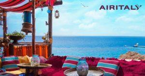 Air Italy: aperte le vendite dei voli corto-medio raggio 2019