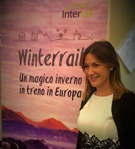 Con Interrail, alla scoperta dell'Europa d'inverno