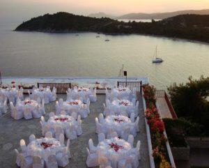Sposarsi su un'isola greca, l'offerta wedding di Skiathos