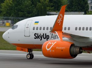SkyUp Airlines collega Bari a Kiev, dal 30 marzo 2020