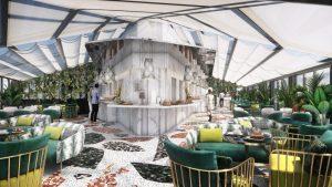 Il Sofitel Rome Villa Borghese riapre il 1° luglio dopo un intenso lavoro di restyling