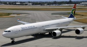 South African introduce l'A350-900 sulla rotta per New York