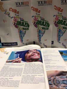 Tour2000AmericaLatina inaugura la sede a L'Avana e presenta un monografico