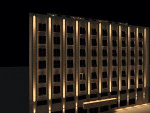 Hotel St. Martin: apre in primavera la sesta struttura romana di Omnia hotels