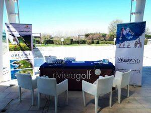 Bluvacanze sponsor del circuito golfistico The Challenge