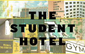The Student hotel apre a Berlino: 450 camere e spazi di socializzazione e co-working