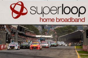 Superloop Adelaide 500 apre la stagione del campionato Virgin Australia Supercars