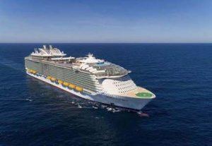 La Spezia, attesa nel porto ligure la Symphony of the Seas ammiraglia di Rccl