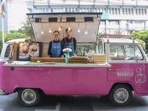 Bangkok: food truck protagonista il 7 e 8 marzo 2020