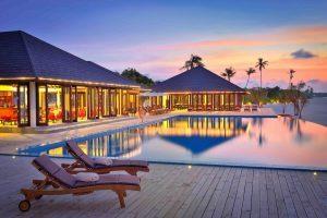 Kanifushi: il 5 stelle firmato Atmosphere Hotels & Resorts è soluzione ideale per coppie e famiglie alle Maldive