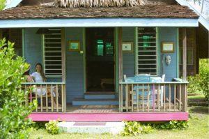 Tahiti: turismo esperienziale soggiornando in guesthouse