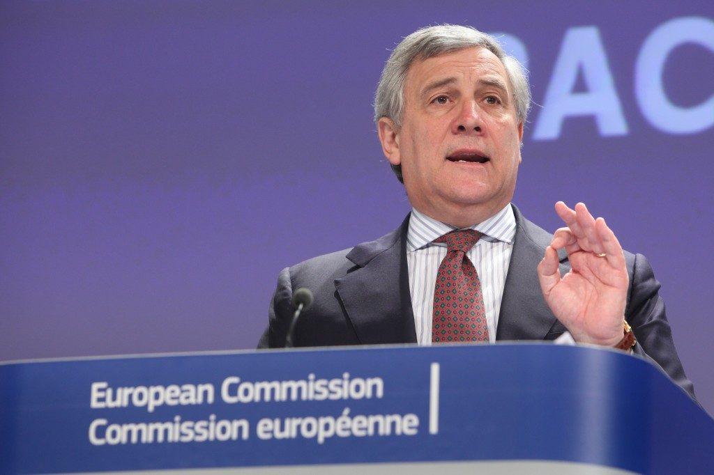 Tajani, Ue: «Un miliardo di turisti in Europa entro il 2025»
