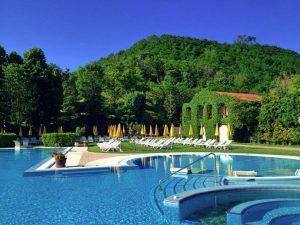 Alle Terme Preistoriche di Montegrotto arriva Nerò: la nuova spa polifunzionale
