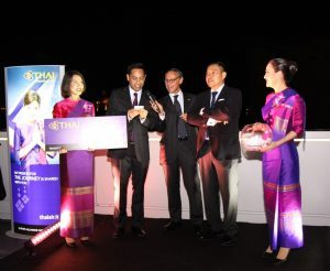 Thai Airways celebra a Roma i suoi primi 44 anni in Italia