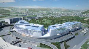 The Circle, la 'città nella città' che nel 2020 cambierà il volto di Zurigo