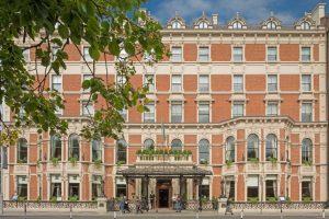 Autograph Collection Hotels, debutto per The Shelbourne di Dublino