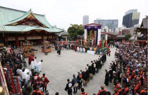 Golden Week e festival, la stagione dei grandi eventi a Tokyo