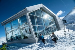 Inaugurato al Tonale il rifugio Panorama 3000 Glacier