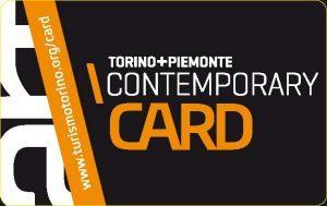 Una card per l'arte contemporanea: Torino+Piemonte Contemporary Card