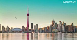 Air Italy vola in Canada: dal 6 maggio decolla la Milano-Toronto
