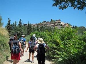 Toscana, sbloccati 6,4 milioni per il recupero dei Cammini