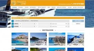 """Traghettionline rilancia un sito """"veloce, semplice e affidabile"""""""