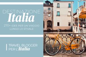 Travel Blogger per l'Italia: rilanciare il turismo nel segno della solidarietà