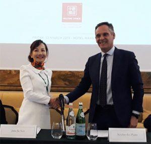 Trenitalia firma l'intesa con Ctrip e incentiva i flussi turistici dalla Cina