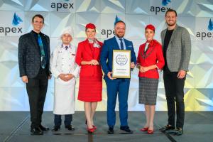 "Turkish Arlines, per Apex è ""five star global airline 2020"""