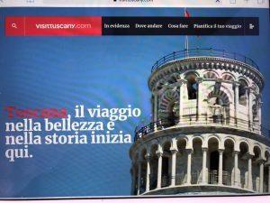 Visittuscany.com, ecco il nuovo sito di destinazione della Toscana