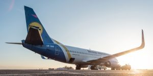 Ukraine International Airlines saluta l'ultimo aeromobile della Classic Generation