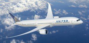 United Airlines posiziona il 787-10 su sei rotte transatlantiche