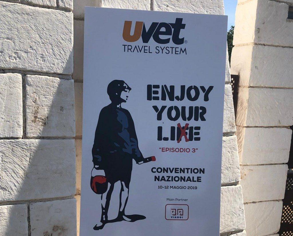 """Convention Uvet: va in scena oggi Enjoy your life """"episodio 3"""""""
