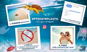 Uvet Personal travel specialist, un hashtag e un social game per l'ambiente