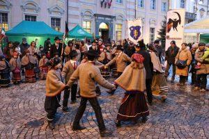 Aosta celebra la tradizione con la Fiera di Sant'Orso