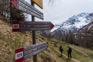 Valtellina, gli itinerari per gli appassionati di trekking