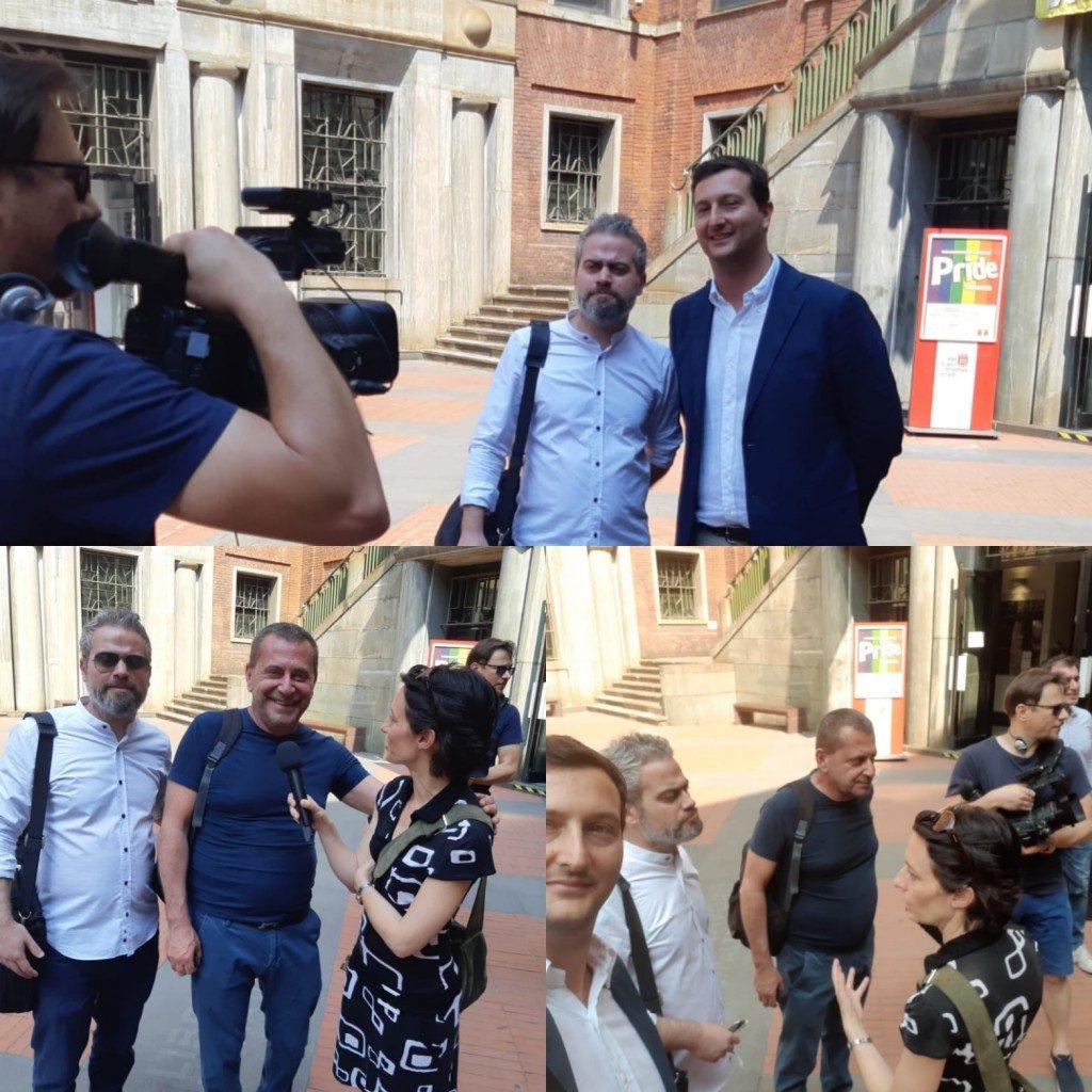 """I lavoratori Valtur ospiti a """"L'Aria che Tira"""" su La7"""